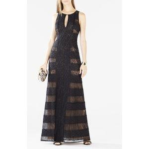 BCBG KILEY DRESS BLACK SIZE 2